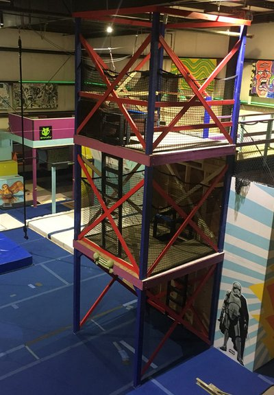 Elevate Sports Climbing Gym